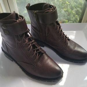 Vince Camuto Talorini Women's Lace Up Combat Boots